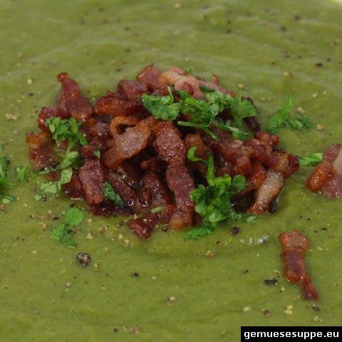 gruene gemuesesuppe