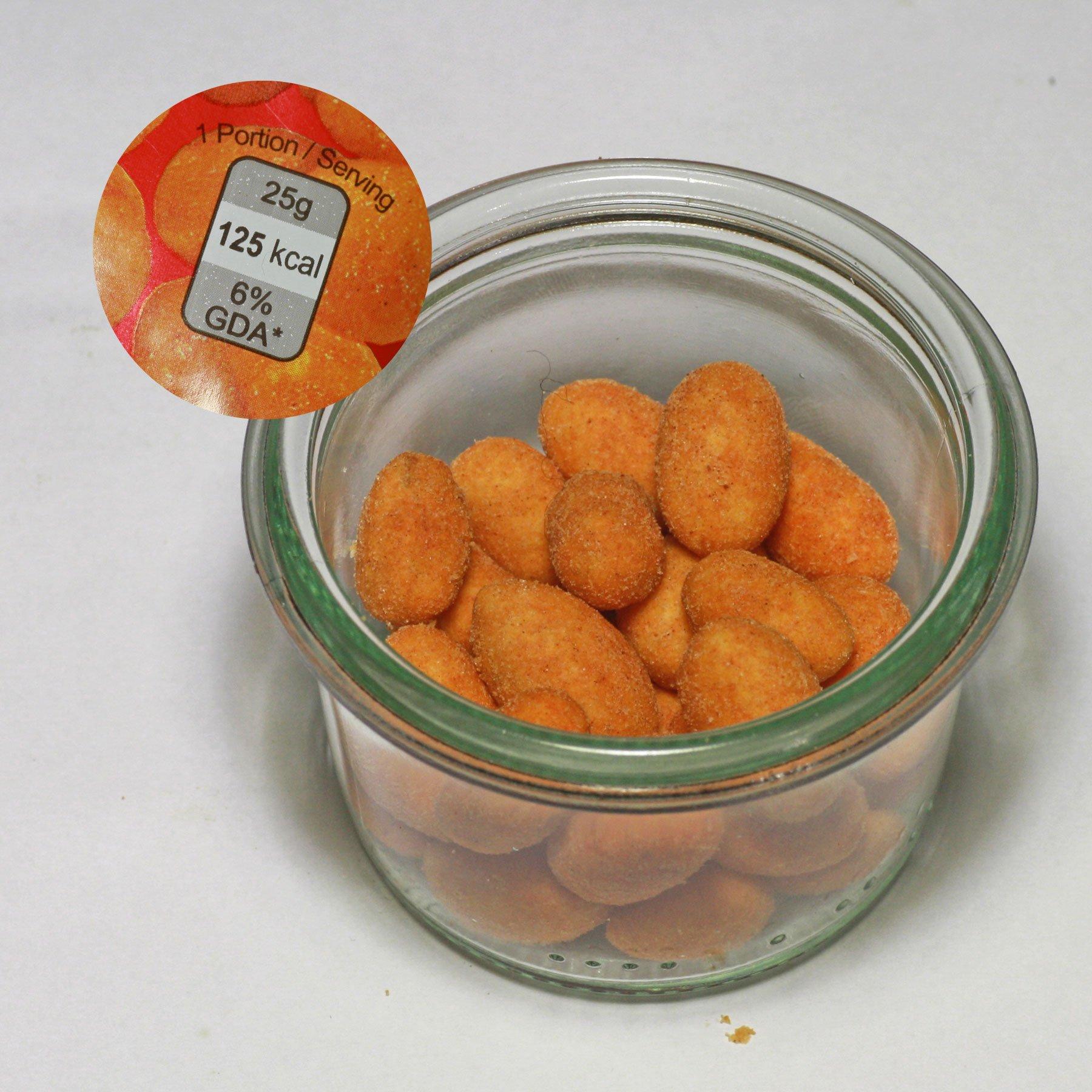 Erdnüsse 25 Gramm