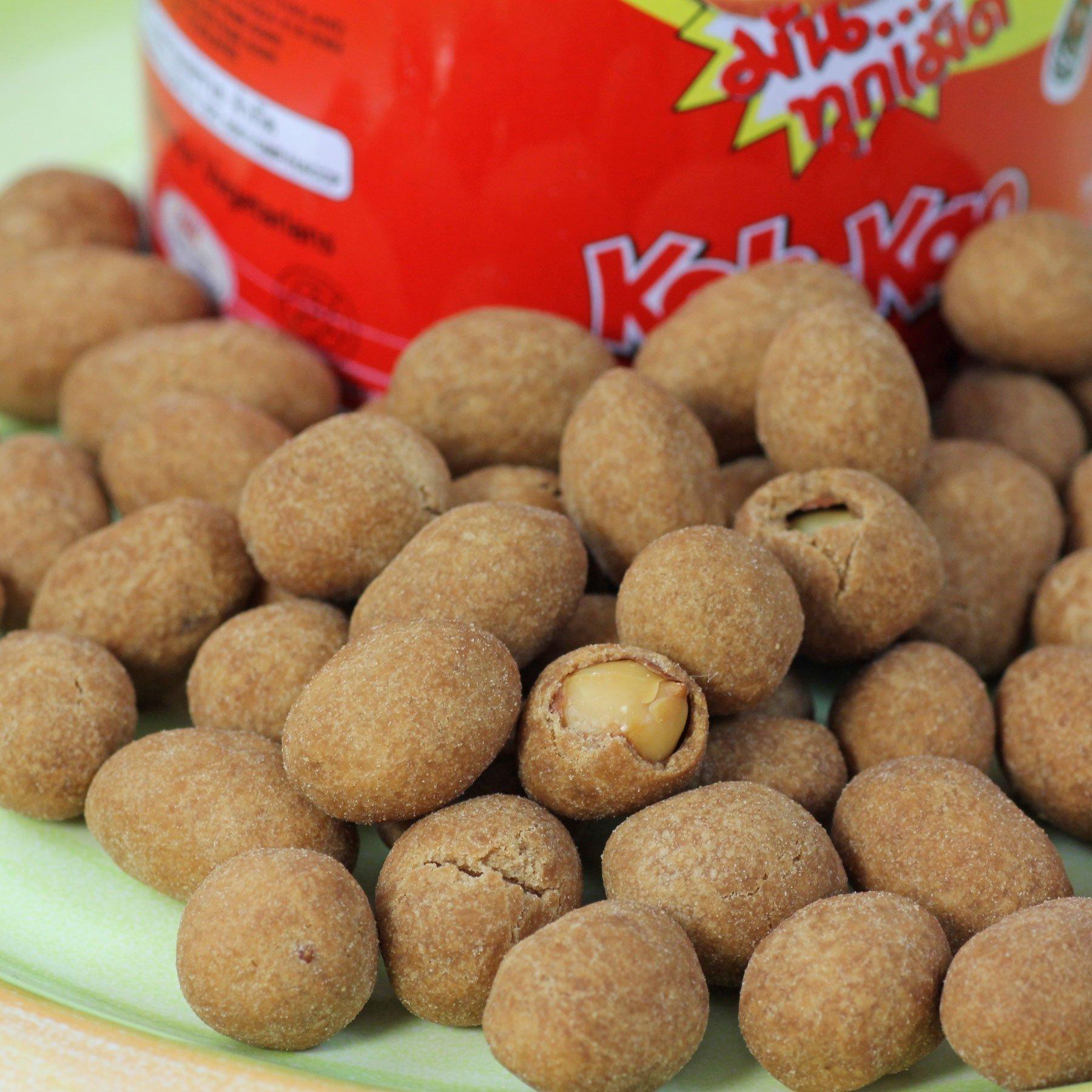 Erdnüsse mit Kokosgeschmack