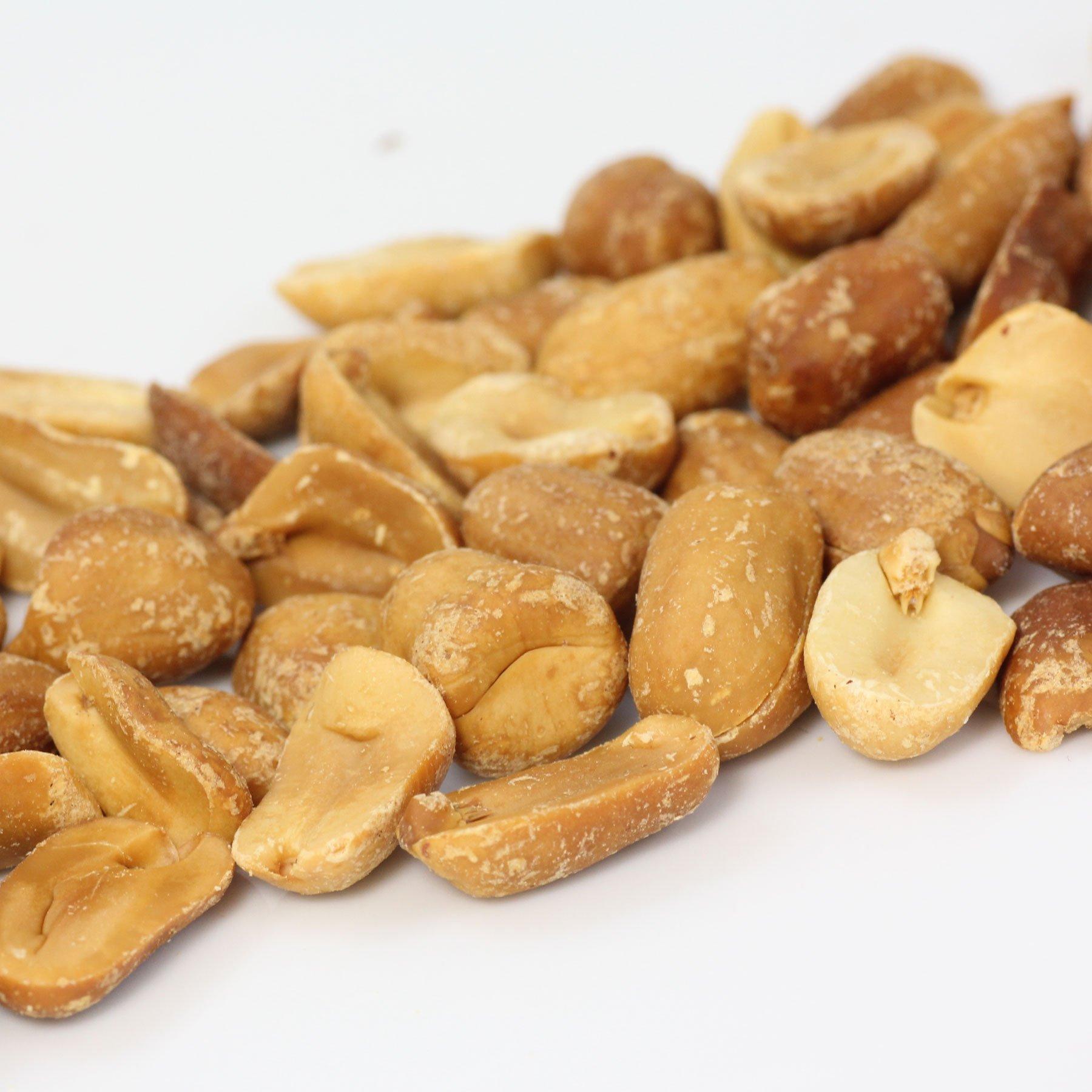 Erdnüsse geröstet